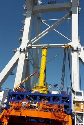 Hydraulic system Offshore-Wind